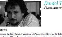 Blog di Daniel Tarozzi sul Fatto Quotidiano